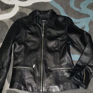 Genuine Leather Jacket S Soft & Beautiful